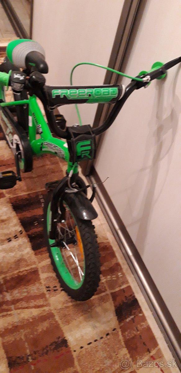 Chlapčenský bicykel 16