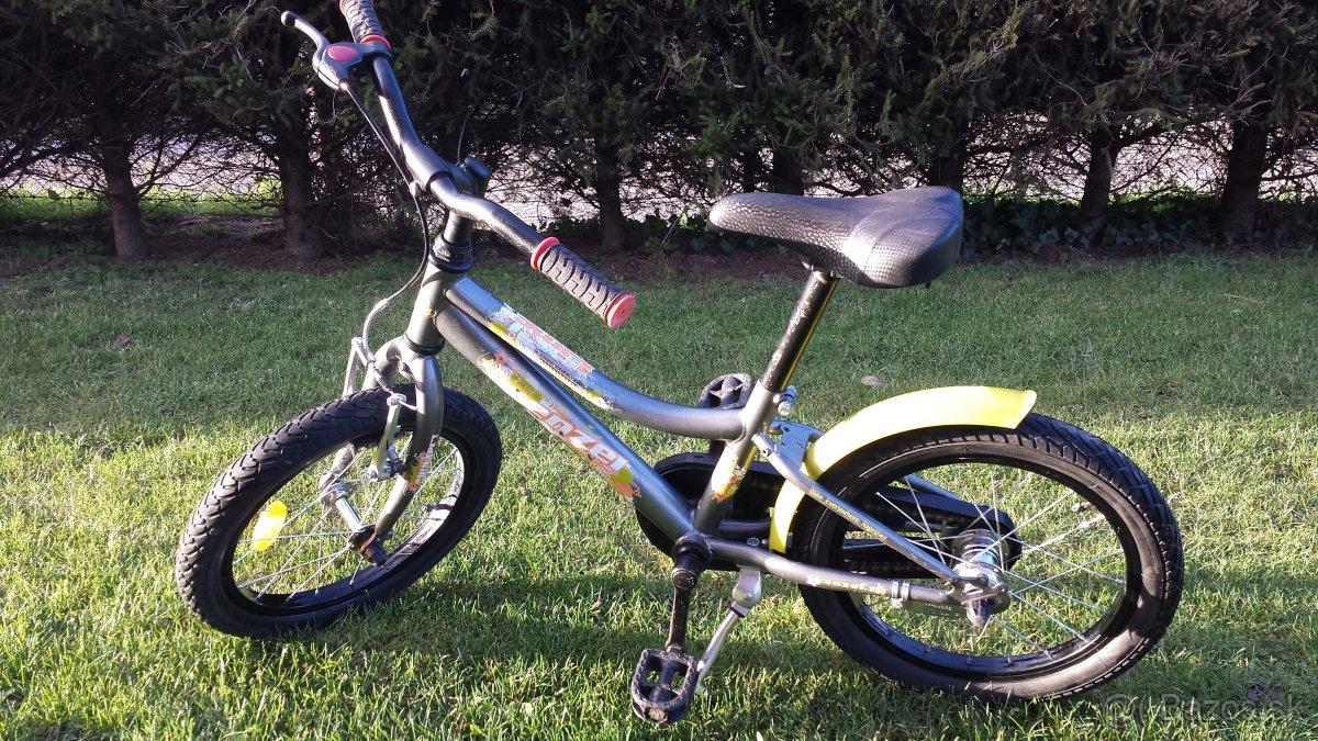 Detský bicykel Kenzel RF 16