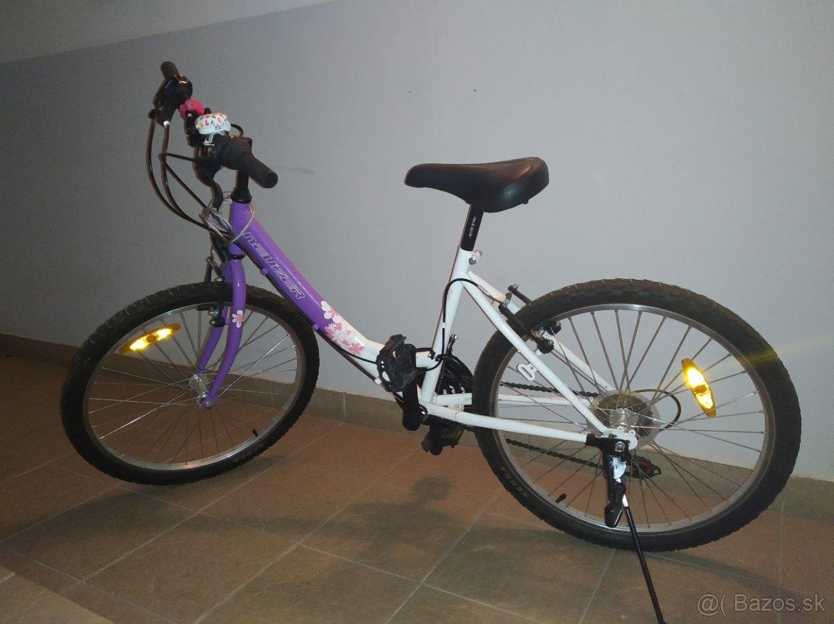 Dievčenský bicykel zn.Neuzer