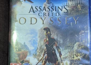 Assassins Creed Odysey PS4