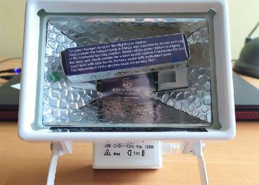 Halogénové osvetlenie AEC-3016H 150W
