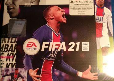 Predám FIFA 21