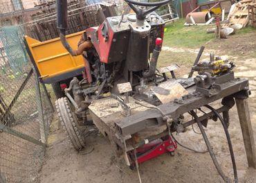 Malotraktor polotraktor 3011 Zetor