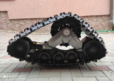 Snežné pásy TjD Xgen4
