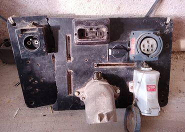 Retro elektro zasuvky