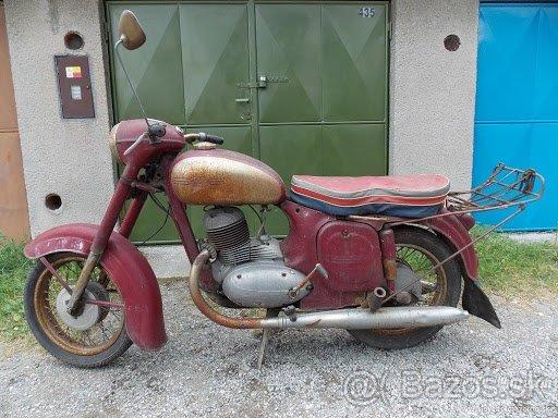 Kúpim Jawa 250 alebo 175