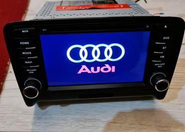 Autorádio android Navigace pro Audi TT se systémem windows P
