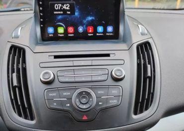 2din autoradio android  KUGA Ford ESCAPE C-MAX 2013-2018
