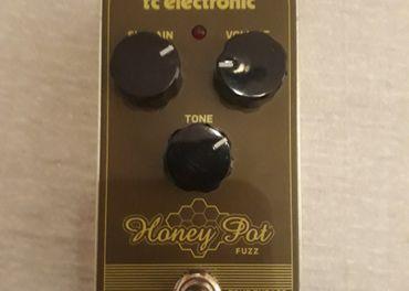pedal fuzz honey pot