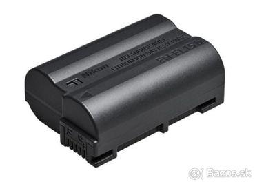 Predám batériu Nikon EN-EL15b, kúpená tento rok