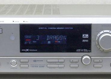 Digital Surround RDS receiver PHILIPS 5x 85 W