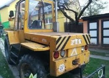 Vysokozdvižný vozík Zetor 4x4 ND 9-31