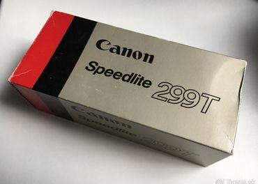 Canon speedlite 299T