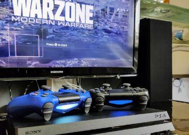 Playstation 4 Pro 1TB + 4Mes Záruka