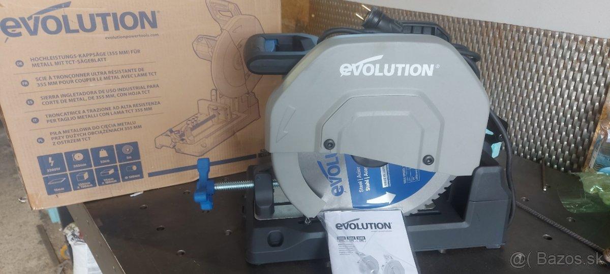 Evolution raptor S355CPS Evo 355