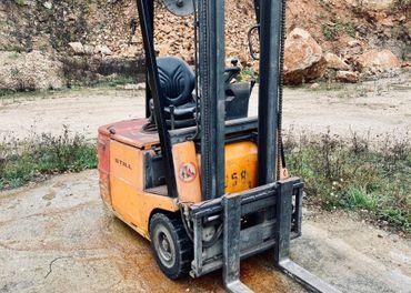 STILL R50-15, elektrický vzv, 1500kg