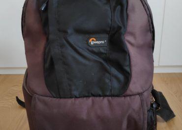 Lowepro Fastpack 250 Black / fotobatoh ruksak