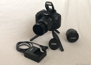 Canon EOS Rebel T7 / 2000D 18-55mm Kit