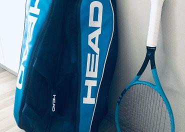 Tenisová raketa HEAD INSTINCT MP  + tenisový bag