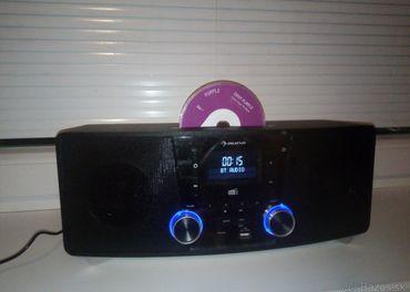 BLUETOOTH DAB+ FM,AUNA, CDmp3,USB