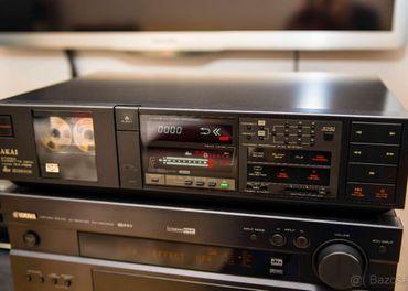 AKAI GX-R66 s Dolby B,C,DBX + orig.návod