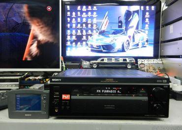 SONY STR-DA50ES...AV receiver 5.1 , DTS , Dolby Digital ....