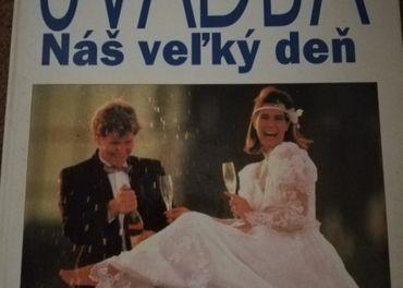 Kniha Svadba náš veľký deň
