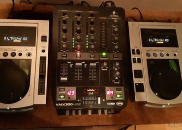 Predám DJ aparatúru