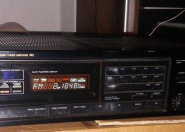 receiver ONKYO TX-7620,2x80w-4 ohm,2x65w-8ohm