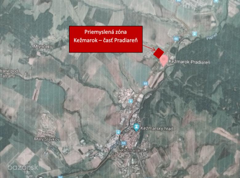Priemyselná zóna Kežmarok