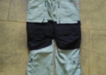 Nove panske pracovne nohavice UFPro Gams Wokk.