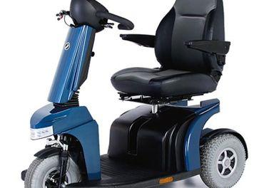 Elektrický skúter pre seniorov vozík Sterling