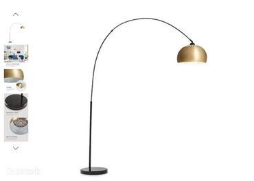 Oblúková lampa NOVÁ v pôvodnom balení s dokladom