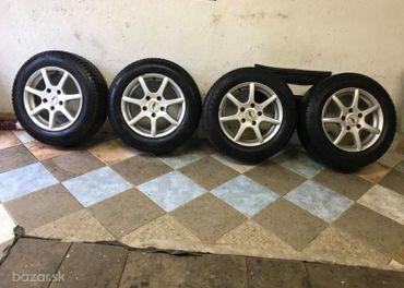 Predám zimné kolesá 205/60 R15