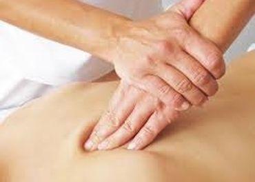 Klasická masáž chrbta - MA , BA , SE , TT + západ