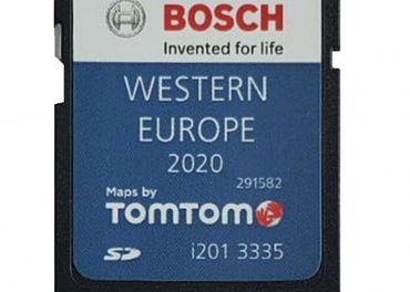 mapy RNS310 Amundsen  West a East Europe 2020 V12 32GB SD