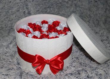 Ruže v krabiciach
