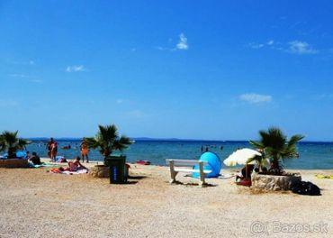 Chorvátsko, ubytovanie, apartmány, dovolenka 2021