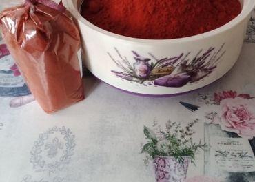 Mletá paprika koreninova, sladká, palivá, údenú