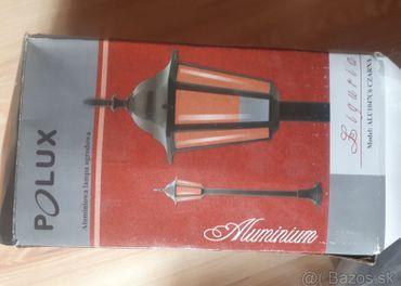 Záhradné lampy