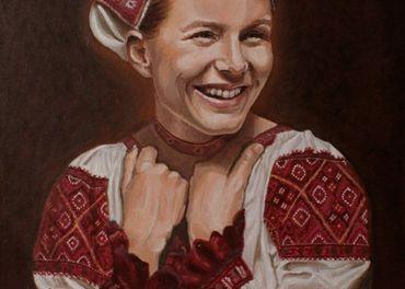 Maľované obrazy- portréty, umenie