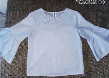 Bluzka s perličkami