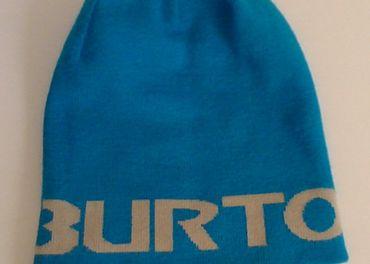 Obojstranná čiapka zn. BURTON / unisex