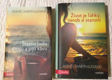 A. Martin-Lugand: Stastni ludia+ Zivot je lahky