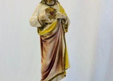 socha - svätý