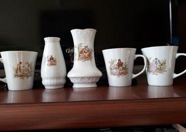 predam porcelán