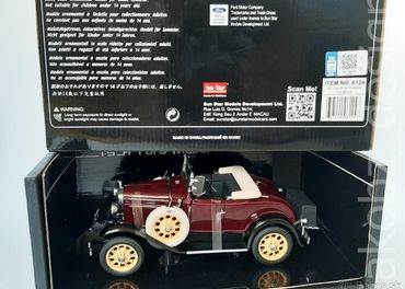 1:18 - Ford Model A Coupe / Roadster (1931) - SunStar - 1:18