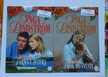 DVD  - romantické filmy
