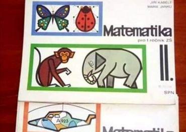 Retro Matematika - pracovny zosit