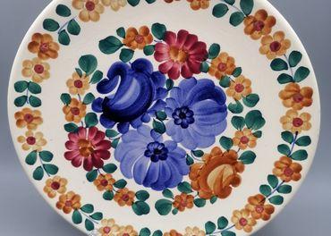 ZF Kolo, keramický tanier